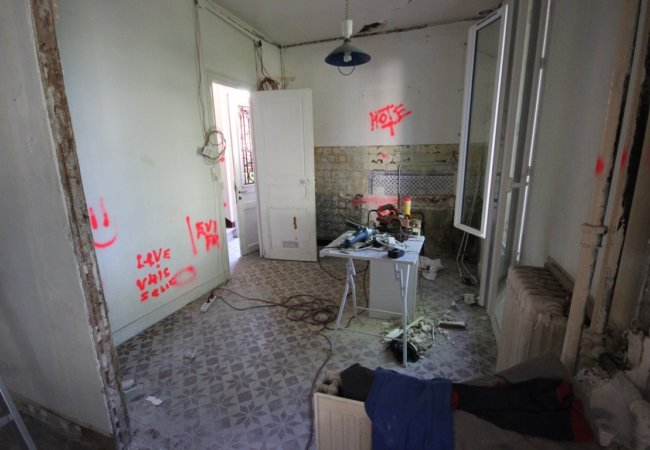 Renovation of my French old stone house – Week 2: Everything is going as planned, for now